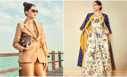 sonam kapoor fashion looks qatar
