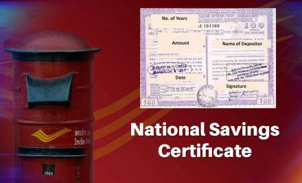National Savings Certificate, NSC investment