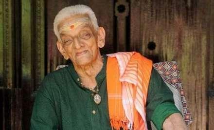 Malayalam actor Unnikrishnan Namboothiri dies at 98