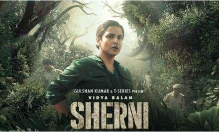 Vidya Balan, Sherni