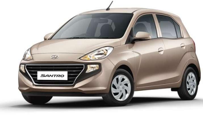 Hyundai Santro Makes Comeback In India Prices Start At Rs 3 89 Lakh