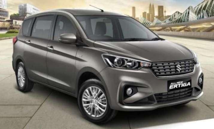 2018 Maruti Suzuki Ertiga Launched Check What New Design Has In