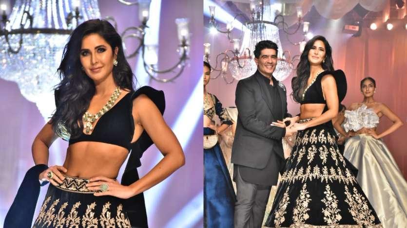 Manish Malhotra Opens Lakme Fashion Week 2019 Day 1 Katrina Kaif Mesmerizes As Showstopper