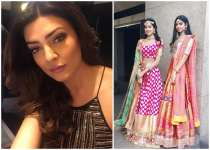 sushmita sen praises sridevi daughters