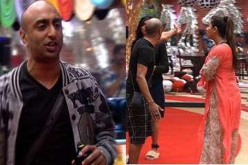 Bigg Boss 11: Shilpa Shinde tries to pacify Akash Dadlani