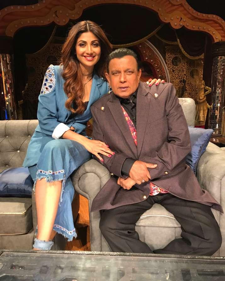 Super Dancer 2: Shilpa Shetty is all praise for Mithun Chakraborty ...