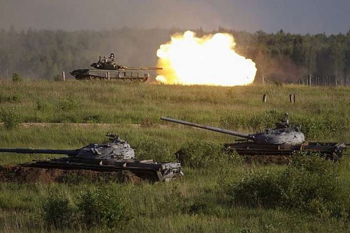 Russia-India to hold joint military drill from Nov 18 in