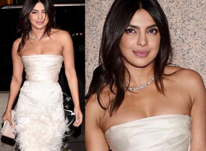 Guess What Bride To Be Priyanka Chopra Adorns 1 Million Worth Of